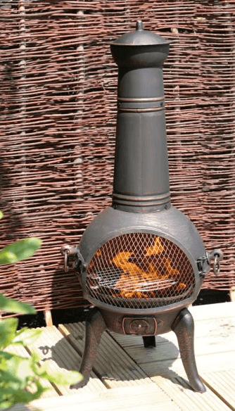 Cast iron Chimenea